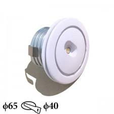 Đèn hắt bậc cầu thang AT-09 COB 1W x 2