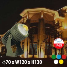 Đèn spotlight led ngoài trời CN-211