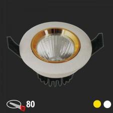Đèn Led Âm Trần LA-382 COB 12W