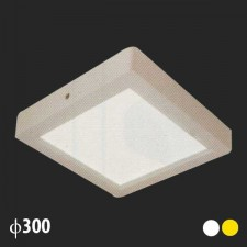 Đèn led ốp trần vuông 300x300 MSS-538 SMD 24W