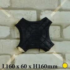 Đèn tường led sắc màu CN-143