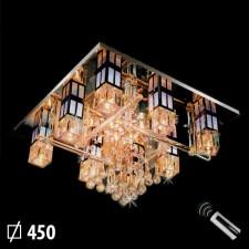 Đèn mâm pha lê cao cấp ML-8007