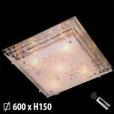 Đèn mâm áp trần pha lê ML-8146