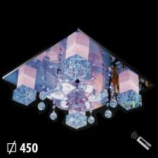 Đèn mâm pha lê giá rẻ ML-9260